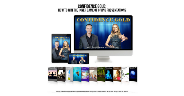 Confidence Gold